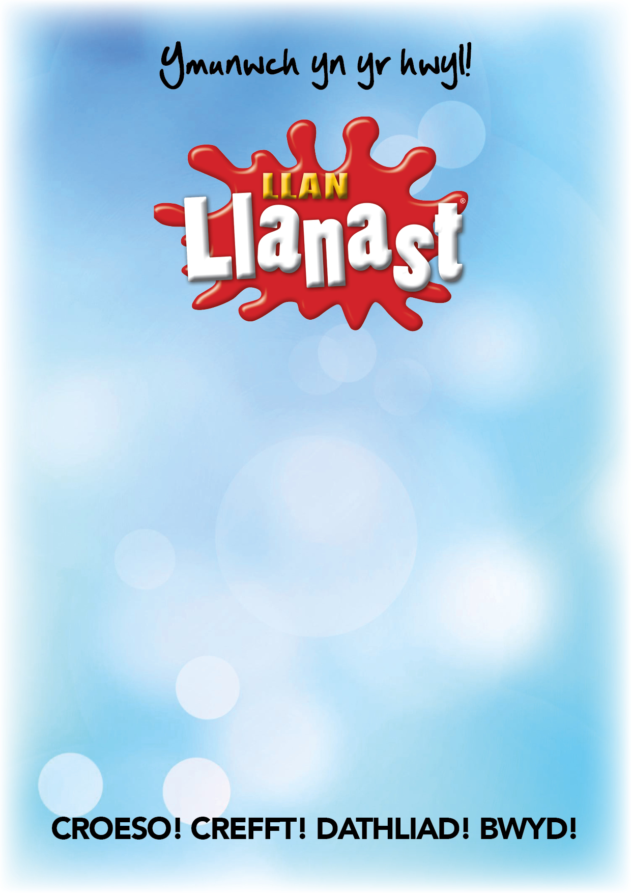 posteri llan llanast3